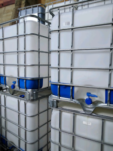 Used 1000L IBC Totes Containers