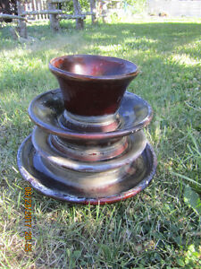 Vintage Large Electrical Powerline Insulator