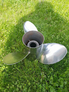 Quicksilver TS1120 20 Pitch SS Prop