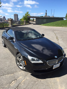2012 BMW 6-Series 650i Coupe (2 door) Cabriolet Convertible