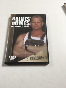Holmes on Holmes Let's Make it Right Seasons 1 to 5 DVD's