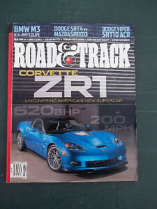 40 copies - Road & Track Magazines