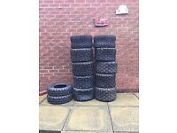 8 inch Sport ATV tires - Honda, Suzuki, Yamaha, trx, yzf, ltr