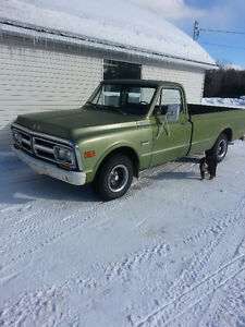 wanted chevy or gmc truck