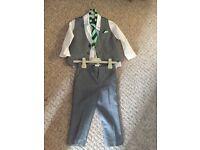Next toddler 4 piece suit excellent condition