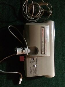 Electro brosse a tapis, aspirateur central Kenmore.