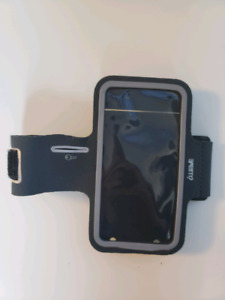 Sport Armband with Earphone and Key Holder for iPhone/Android