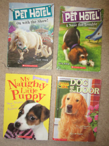 Dog Themed Chapter Books