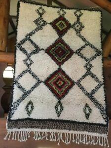 Tapis Marocain en laine