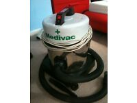 Medivac industrial strength vacuum cleaner anti allergy