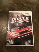 Driver wii game