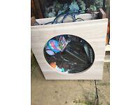 Aqua Fashion small fish tank with accessories