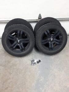 4 MAGS AND TIRES FOR MAZDA
