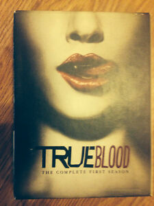 True Blood DVD set