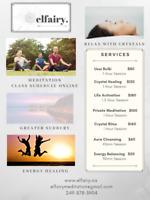 Sudbury Meditation and Energy Healing at Elfairy | elfairy.ca
