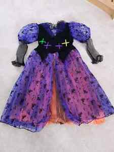 Witch Costume - size 5-7