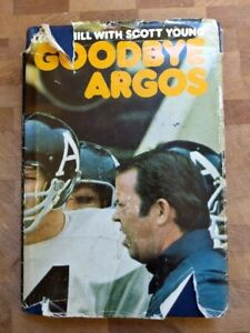 Book - Goodbye Argos - Leo Cahill with Scott Young