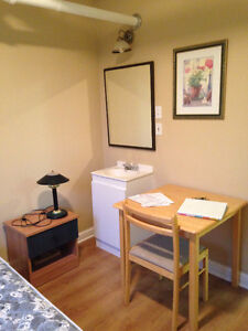 FURNISHED/QUALITY/ CLEAN/ QUIET ROOMS