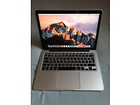 "MacBook Pro 2015 Retina 13"" Core i5 2.9GHz 8GB RAM 500GB SSD. 26 Battery cycle count."