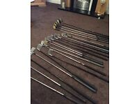 Golf club job lot - see all pictures