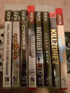 ps3 games $5 each or 5 for $20