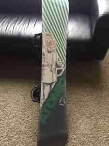 Snowboards with bindings. Edmonton Edmonton Area image 3