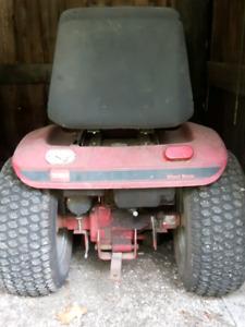 Toro Wheel Horse 416-H Tractor, Tiller and Blade