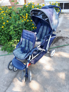 Graco DuoGlider Double Stroller - Pre-Loved