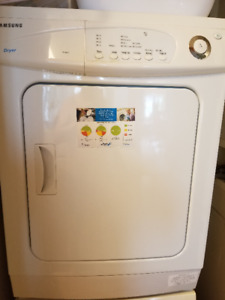 Used Samsung Compact Dryer.