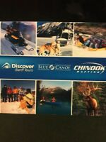 Discover Banff Tours Gift Card $30.30