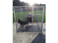 Dog pen sections