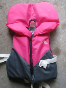 Great kids life jacket for boats, PWC, etc. Only $20