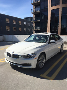 2014 BMW 3 SERIES 328i xDrive (Luxury Line)