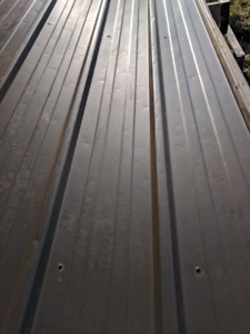 Metall siding 936  29 ga Brown