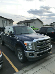 Trade 2011 ford f250 for suv