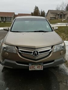 2009 Acura MDX Technology SUV - - Priced to Sell