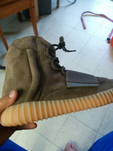 "Authentic Yeezy 750 boost ""Light Brown"" Kitchener / Waterloo Kitchener Area image 4"