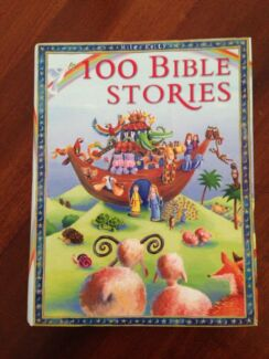 100 Bible Stories Boronia Heights Logan Area Preview
