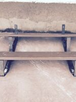 Two step deck risers for sale.