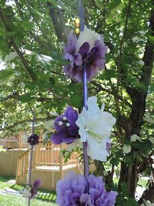 wedding/party flowers hanging decoration Kawartha Lakes Peterborough Area image 7