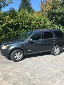 2008 Ford Escape - Saftey & Etest done