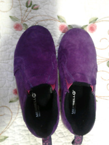 Girls new Merrel shoes - sz 12
