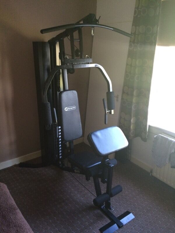 Dynamics home multi gym in kilmarnock east ayrshire gumtree
