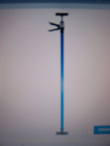 45 to 114 inch Adjustable Support Rod (Brand new in the box)