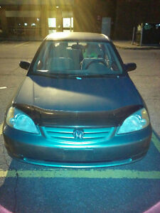 2003 Honda Civic ** VENTE RAPIDE - BAS PRIX - NÉGOCIABLE **