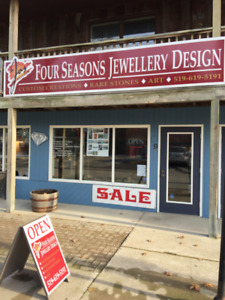 Established Jewelry Store Grand Bend Ontario