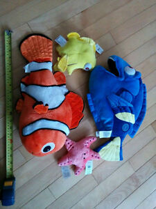 Peluches, toutous Nemo disney plush