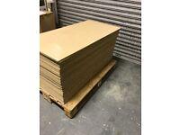Wooden boards 1200x600mm loft shelf storage
