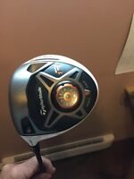 Taylormade R1 Driver Left/Gaucher Mint condition