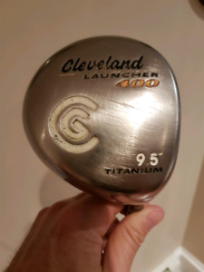 Cleveland launcher 9.5 degree right hand driver